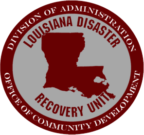 Division of Administration Office of Community Development - Louisiana Disaster Recovery Unit